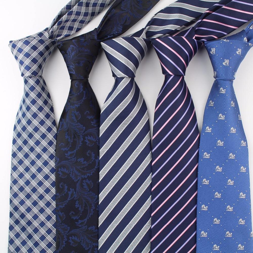3.15inch Formal Standard Size Necktie Groom Gentleman Ties Men Design Party Polyester Gravata Slim Arrow 8cm Silk Tie