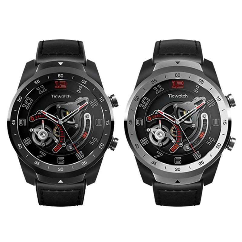 Xiaomi Ticwatch Pro NFC Payment Bluetooth Smartwatch IP68 Fitness TrackingXiaomi Ticwatch Pro NFC Payment Bluetooth Smartwatch IP68 Fitness Tracking