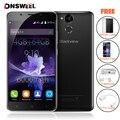 Blackview p2 smartphone 4 gb ram 64 gb rom android 6.0 celular MT6750T Octa Core 5.5 pulgadas FHD teléfono 6000 mAh 13MP $ number mp Móvil teléfono