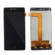 цена на High Quality For BQ Aquaris U plus LCD Display Touch Screen Digitizer Phone Phone For BQ Aquaris U plus Free Tools