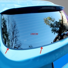 Y Type Car Rubber Strip Car Accessories Weather Car Rubber Sealing Strips Car Styling For Front Rear Window Glass