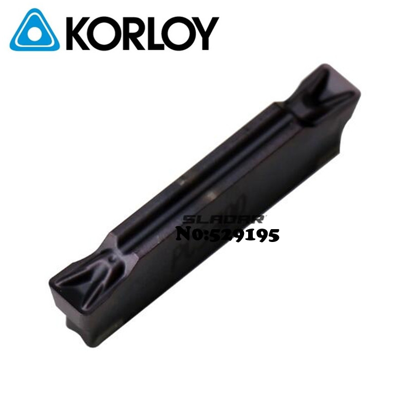 MGMN200 CT CRT PC5300 MGMN300 CT CRT PC5300 MGMN400 CT CRT PC5300 original korloy carbide grooving