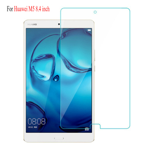 New Tempered Glass for Huawei Mediapad M5 8 8.4 inch Tablet Screen Protector Film for Huawei Mediapad M5 8 SHT-W09 SHT-AL09