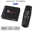 MECOOL KIII Pro Smart Android TV Box DVB T2+S2 3G 16G Amlogic S912 Octa Core 4K Decoding 2.4G+5G WiFi BT 4.0 Media Player