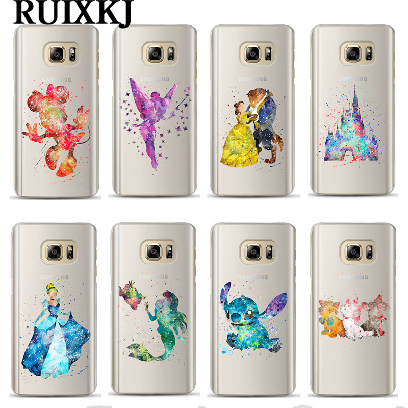 coque galaxy s6 edge mickey