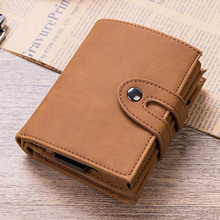 купить Maideduod Short Wallet Men Purses Fashion Coin Purse Card Holder Wallets Female High Quality Clutch Money Bag PU Leather Wallet по цене 1074.66 рублей
