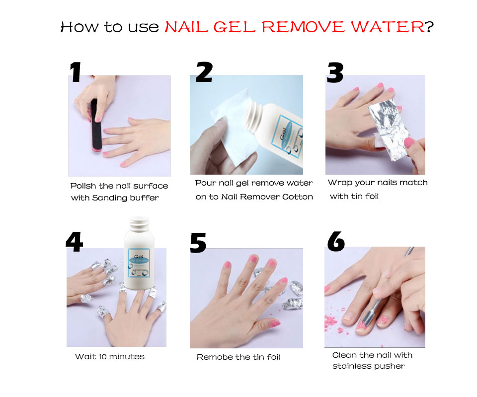 30ml Cleanser Plus Liquid Surface Sticky Layer Residue UV Gel Polish Remover Liquid Nail Art Acrylic Clean Degreaser Nail towel 31
