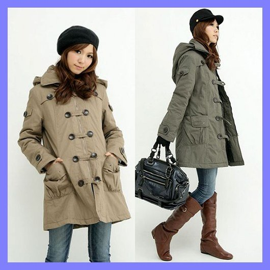 56617f867015 Free shipping 2013 new fashion coats winter women clothing plus size ...