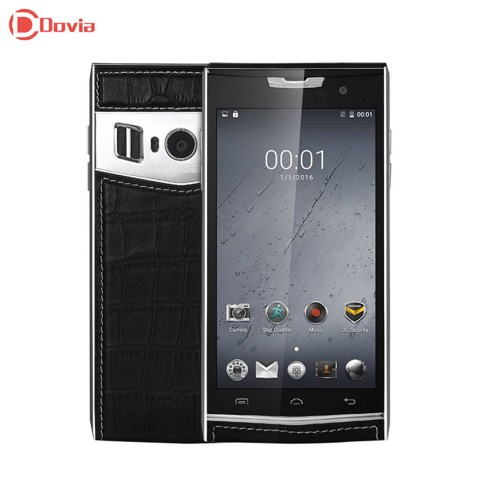 """DOOGEE T3 4G 4.7"""" Dual Screen Smartphone Android 6.0 MTK6753 Octa Core 3GB+32GB 13MP 3200mAh OTG Mobile Phone"""
