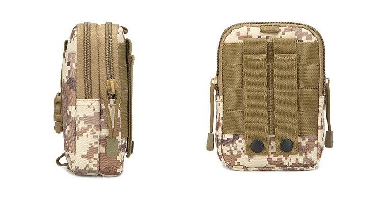 sexo masculino pequeno bolsa militar Formato : Travesseiro