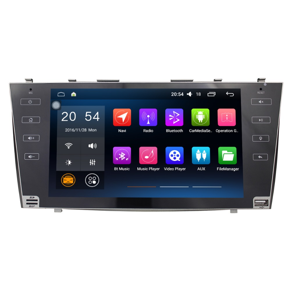 9 inch 2din android 6 0 car stereo player rds quad core. Black Bedroom Furniture Sets. Home Design Ideas