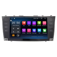 9 Inch 2Din Android 6 0 Car Stereo Player RDS Quad Core For Toyota Camry Steering