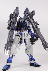 Image 5 - COMIC CLUB IN STOCK in stock Nillson pg 1/60 Gundam seed Astray BLUE Frame with Cannon assembly action figure toy