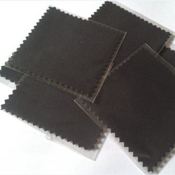 200pcs/Lots Micro Suede OPP Packing White Gray Black Silver Jewelry Polishing Cloth & Cleaning Clothes Custom Printed Logo