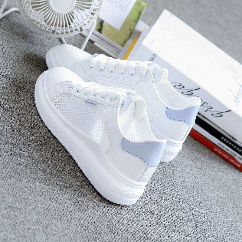 36-40 size Summer women shoes flat  mesh breathable shoes easy match white hollow  women summer sport shoes student shoe36-40 size Summer women shoes flat  mesh breathable shoes easy match white hollow  women summer sport shoes student shoe
