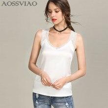 e9f4924a39739 White Silk Camisole Promotion-Achetez des White Silk Camisole ...