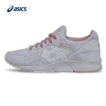 Original ASICS GEL-LYTE V GL5 Women Shoes Cushioning Anti-Slippery Running Shoe Active Retro Sports Shoes Sneakers free shipping