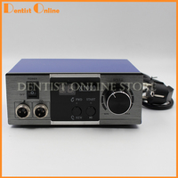 70,000 RPM Non Carbon Brushless Aluminium Shell Dental Micromotor Polishing Unit Micromotor Control Unit