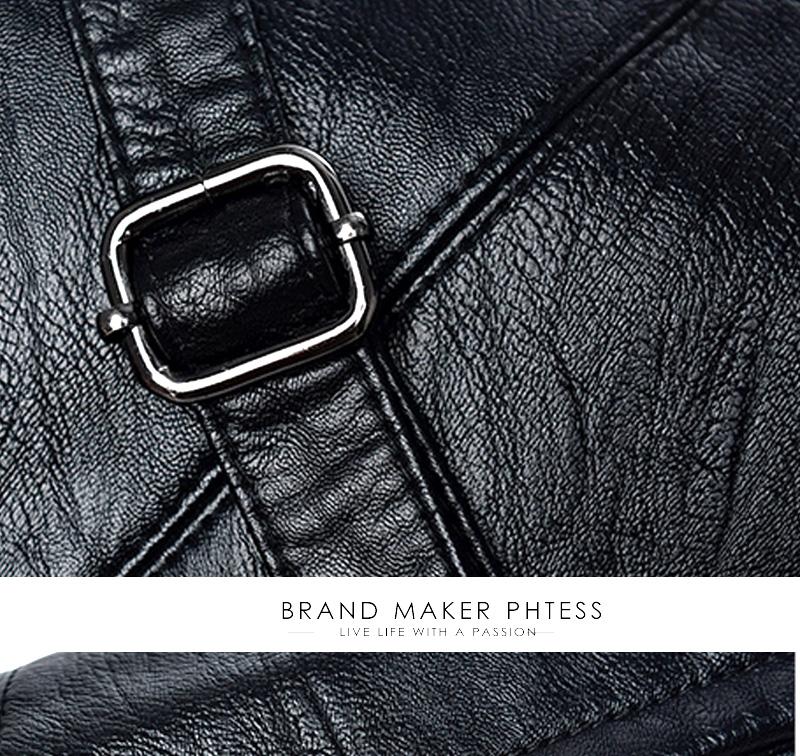 18 Women Messenger Bags Crossbody Soft Leather Shoulder Female Bag Flap Bolsa Feminina Designer Handbags High Quality Brand 13