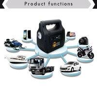 Горячая Professional Car пусковые устройства 30000 мАч Универсальный мини портативный размеры аварийного батарея зарядное устройство Booster мощн