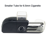 New High Quality Portable Mini ABS Electric Automatic Cigarette Rolling Machine Tobacco Roller Injector Maker Gift