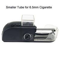 Portable Mini Électrique Automatique Cigarette Machine À Rouler Le Tabac Rouleau Maker Injecter Petit Tube 6.5mm Dame et Femme Cigarette