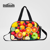 Dispalang Multifunctional Travel Duffle Bags For Women Medium Hand Luggage Bag Canvas Weekend Bags With Independent Shoes Pocket