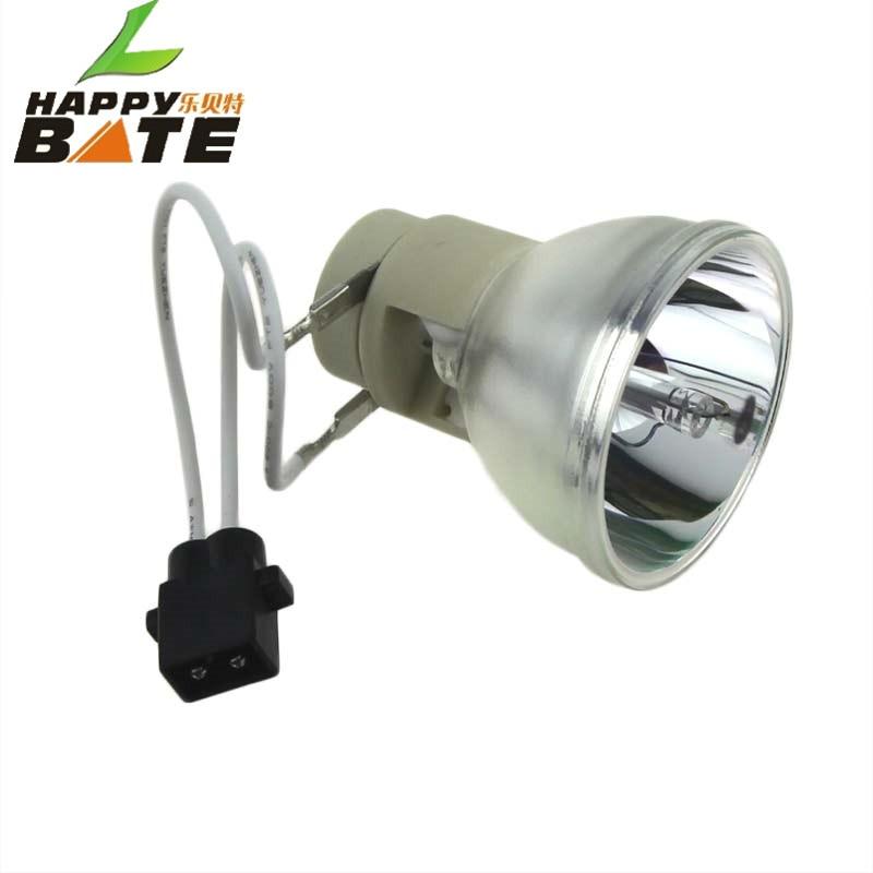 HAPPYBATE BL-FP240B / SP.8QJ01GC01 Replacement Projector bare Lamp for DX611ST,EW635,EX635,TW635-3D,TX635-3D Projectors