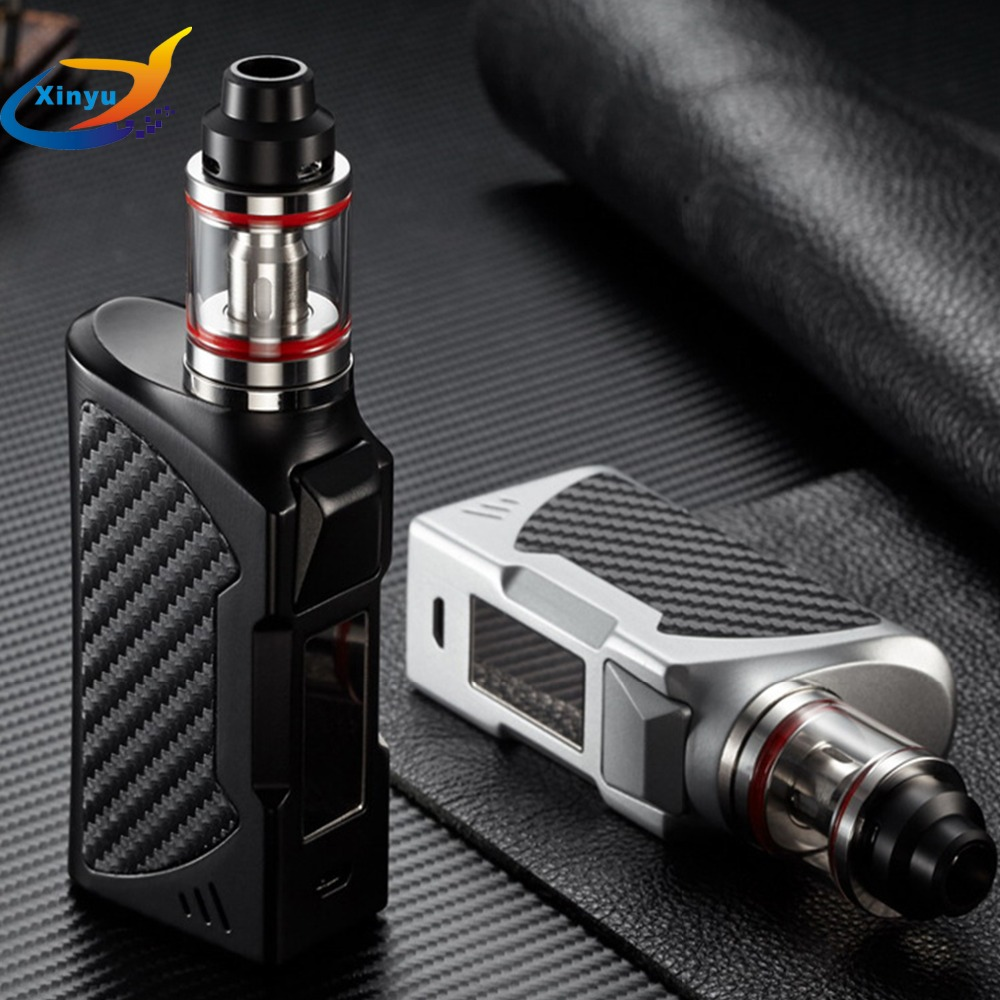 ¡Venta caliente! Pluma narguile 90 W E-cigarrillo Kit 2200 mAh incorporado de la batería de 2,8 ml gran humo del atomizador del vape cigarrillo kit vaporizador de