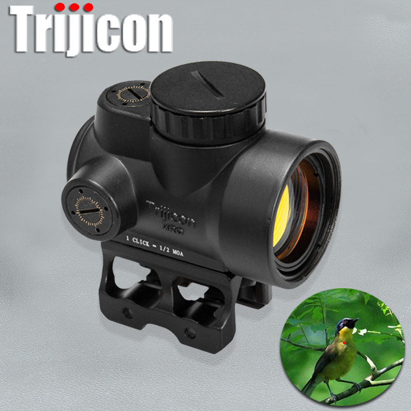 Mro Red Dot Sight Scope Holographic Sight Shotgun Riflescope Hunting Scopes Illuminated Sniper Gear For Rifle Scope
