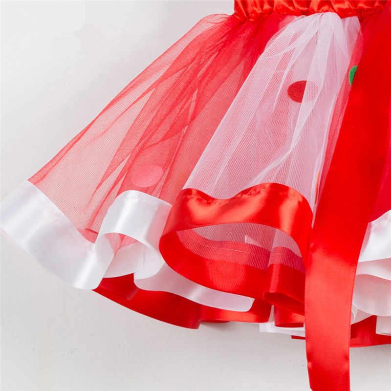الفتيات يونيكورن توتو تنورة قوس قزح خليط الشيفون بيتي تنورة فتيات صغيرات يتدربن على المشي بوم بوم التنانير الأطفال ملابس D1134