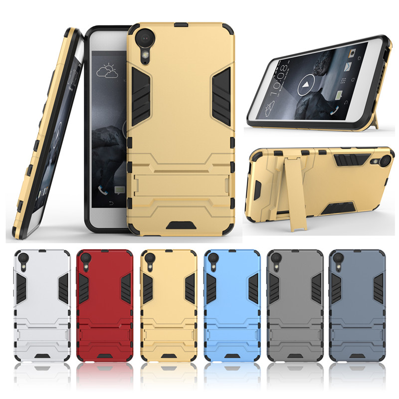 more photos d18fa 4a364 US $2.11 |EACHTEK Phone Case For HTC Desire 10 Compact Ultra slim  Protective Cover Case For HTC Desire 10 Bracket Phone shell-in Fitted Cases  from ...