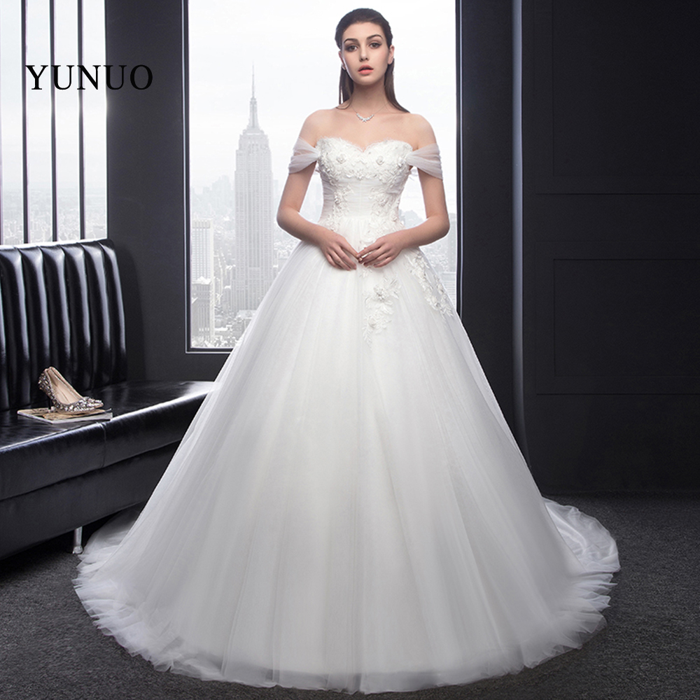 Wedding Dresses With Sweetheart Neckline And Sleeves: Noble Sweetheart Neck Tulle Cap Sleeve Bead Long Wedding