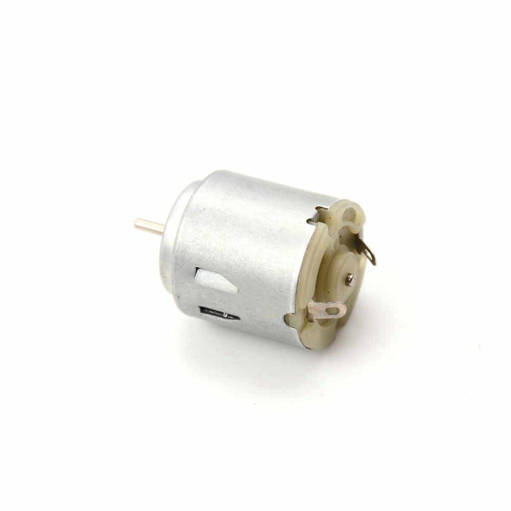 2 pcs/lot 3 V ~ 8 V 5 v petit Mini moteur à courant continu 2mm arbre pour bricolage petit modèle faisant la technologie pour jouets loisirs petite voiture