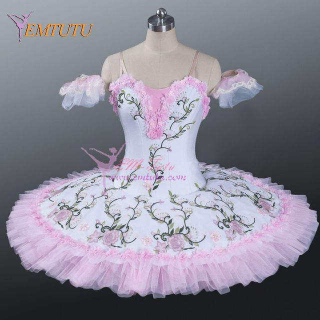 Adult Professional Ballet Tutus Pink White Competition ...