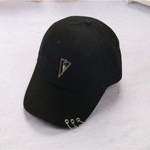 3223dd8dafa Triangle Ring pendant bone masculino 2018 Unisex Women Men Couple Letter Baseball  Cap Unisex Snapback Hip Hop Flat Hat