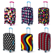 18 ~ 28 inch Travel on Road Luggage Covers Suitcase Bag Cover Protective Trolley case Travel Luggage Dust covers