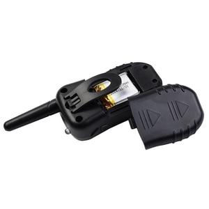 Image 3 - 300м дистанционный перезаряжаемый и водонепроницаемый электронный ошейник для дрессировки собак с ЖК дисплеем для Ошейников для собак с защитой от лай 998DR