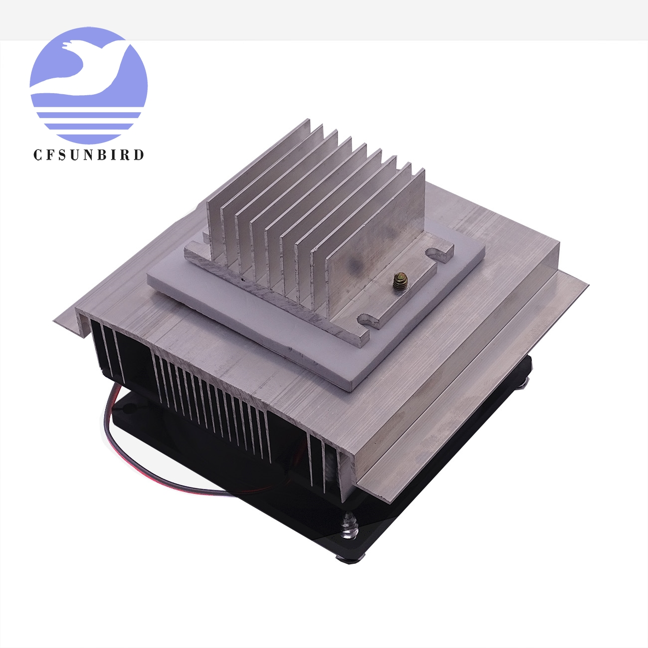 NEW-DIY Cooling Set 12v Electronic Refrigerator Semiconductor Thermoelectric Cooler Dehumidifier Elements Cooling Module 12706
