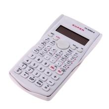 82 мс портативный многофункциональный калькулятор для математики школы обучения студентов ЖК-дисплей Расширенный калькулятор для функций