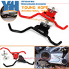 Motorcycle Para Lever Guard Fit For BMW R1200GS LC 2013 2015 R1200 ADV 2015 2016