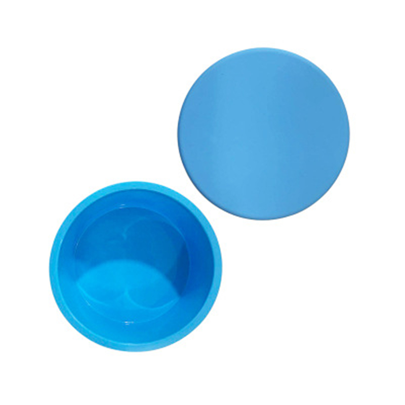 Single <font><b>Round</b></font> Silicone <font><b>Baking</b></font> Tray Soap Mold 4-Inch <font><b>Round</b></font> Mousse Cake Mold Easy Release <font><b>Baking</b></font> Tools High Quality Easy to Clean image