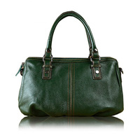 2017 Genuine Leather Luxury Handbags Women Bags Designer High Quality Women S Handbags Cowhide Leather Green