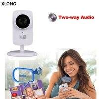 Mini Wifi IP Camera Wireless HD 720P Smart Baby Monitor CCTV Security Cam P2P Network Babyfoon