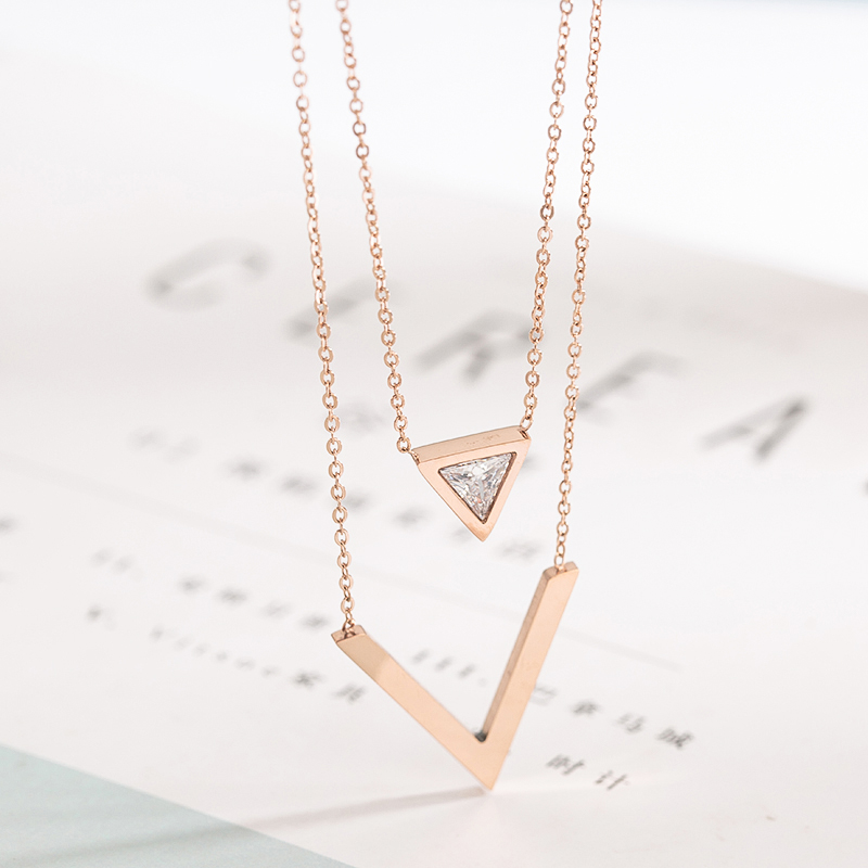 Stainless Steel Silver Gold Black Rose Gold Color Baby Name Rio Engraved Personalized Gifts For Son Daughter Boyfriend Girlfriend Initial Customizable Pendant Necklace Dog Tags 24 Ball Chain