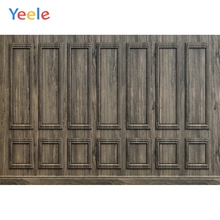 Yeele Chinese Style Wooden Door Planks Personalized Photocall Photographic Backdrops Photography Backgrounds For Photo Studio