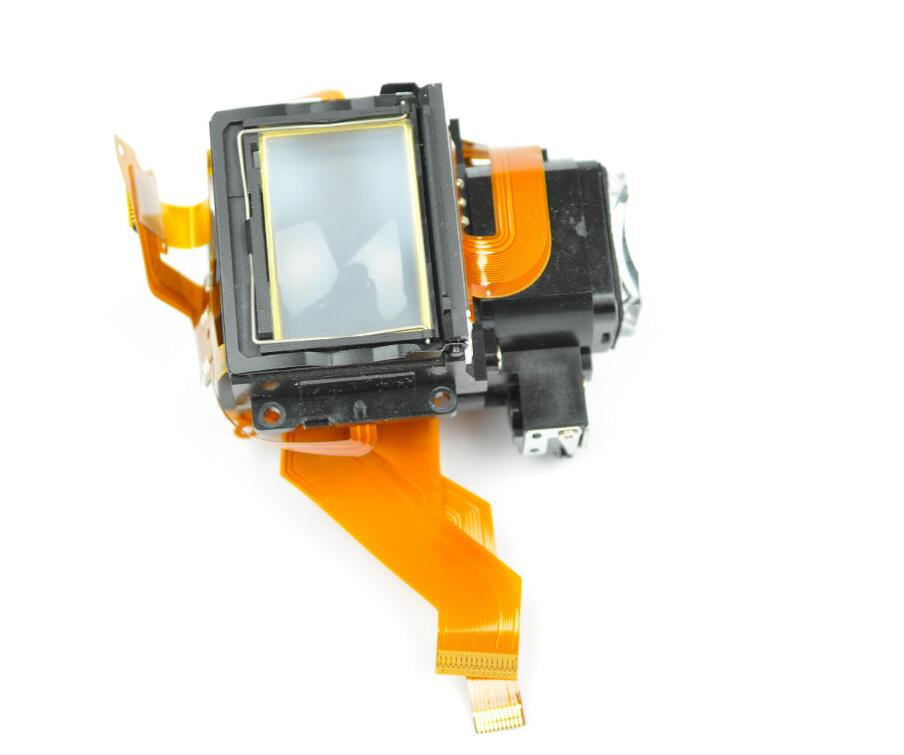 Original For Nikon D90 View Finder Pentaprism Finder LCD Assembly Unit Camera Repair Part