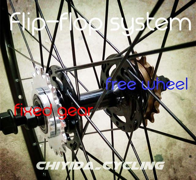 283ea02a207 1 piece fixie Bicycle Fixed gear bike 46cm 52cm 56cm DIY single speed road  bike track