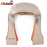 Electric Body Massager Instrument Home Car Dual Use Massage Pillow Health Products Massage Shawl Portable Electric Massager
