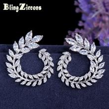 Zirconia Women BeaQueen Earrings